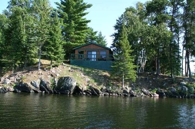 Lake view cabins  - Totem Cabin - Sioux Narrows - rentals