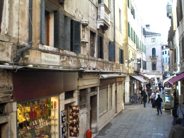 Facade of the apartment - Madonina, at only 2 minutes from San Marco square! - Venice - rentals