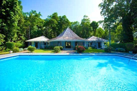 Frangipani: Historic Prospect Estate Luxury Villa - Image 1 - Ocho Rios - rentals