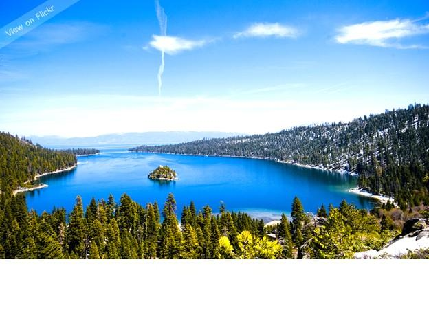 Emerald Bay (short drive from the house) - Christmas Valley Retreat at South Lake Tahoe - Aptos - rentals
