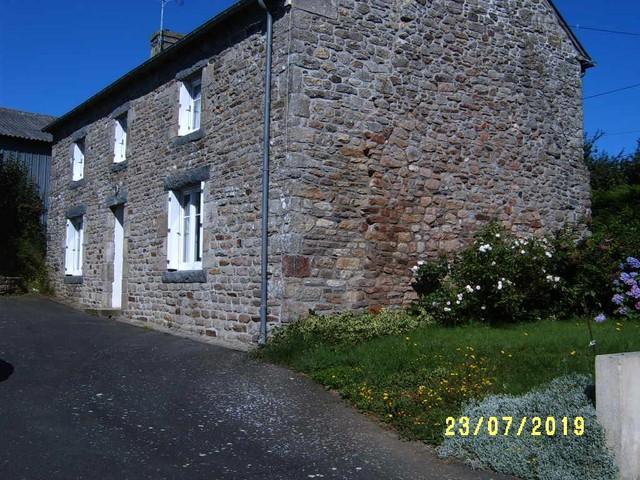 beautiful breton stone house. - breton stone house - Plessala - rentals