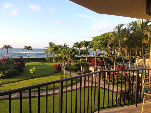 Lani view - Lawai Beach Resort ( Island of Kauai ) - Maunaloa - rentals