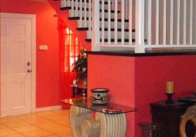 Foyer - Rodney Bay; Cashew Drive rental - Gros Islet - rentals