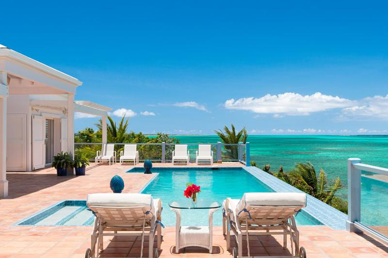 Reef Tides at Babalua Beach, Turks and Caicos - Oceanfront, Coastal and Reef Views - Image 1 - Providenciales - rentals