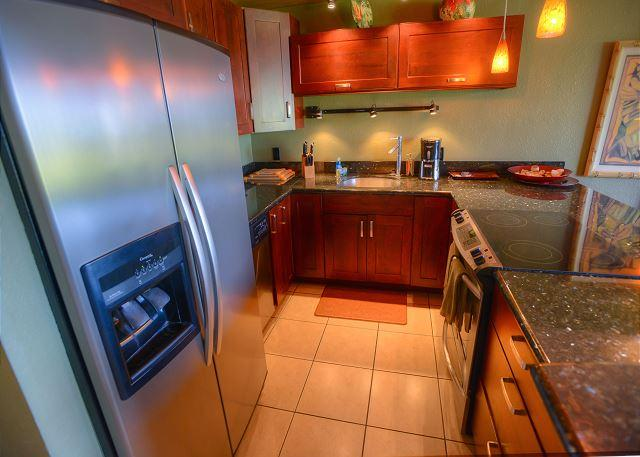 Comfortable Ground Floor Condo with an Ocean View - Image 1 - Kihei - rentals