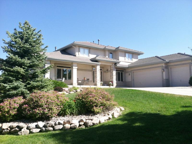 Front of House - Mountain Views on Golf Course, near AF Academy - Colorado Springs - rentals