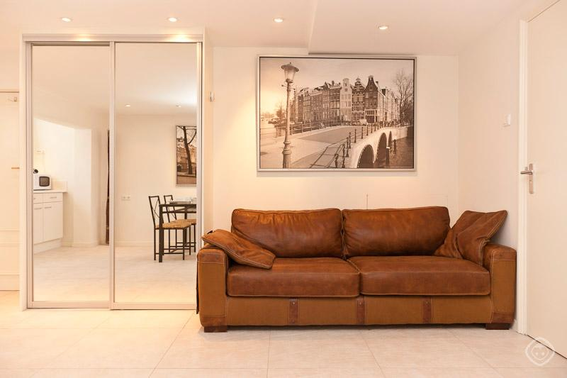 Couch Studio 19 apartment Amsterdam - Studio 19 - Amsterdam - rentals