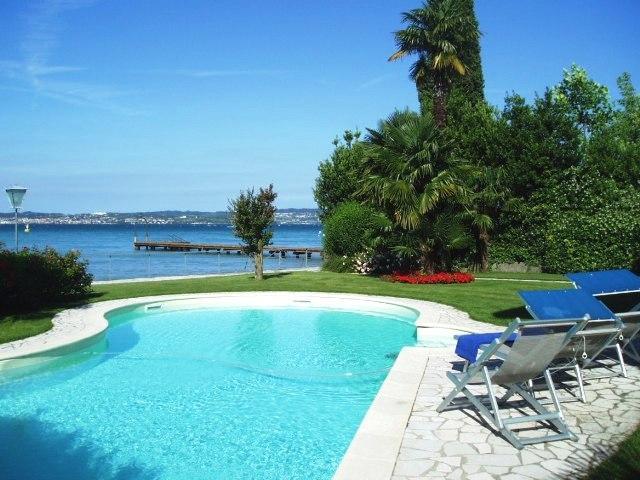 Beach Villa Sirmione – Sirmione - Garda Lake - Image 1 - Sirmione - rentals