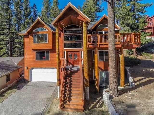 Exterior - 3511 Pony Express - South Lake Tahoe - rentals