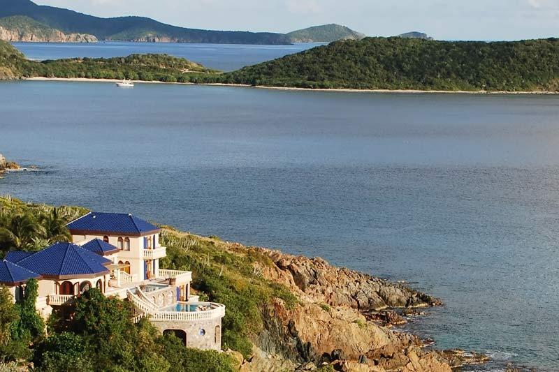 - Villa Mistral - Cruz Bay - rentals