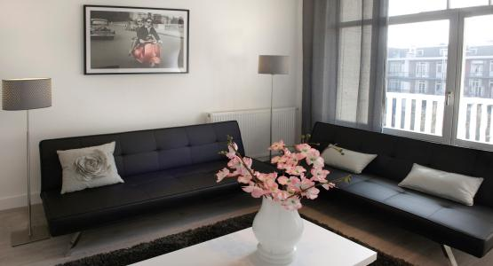 Living Room Contrast Deluxe Apartment Amsterdam - Contrast Deluxe - Amsterdam - rentals
