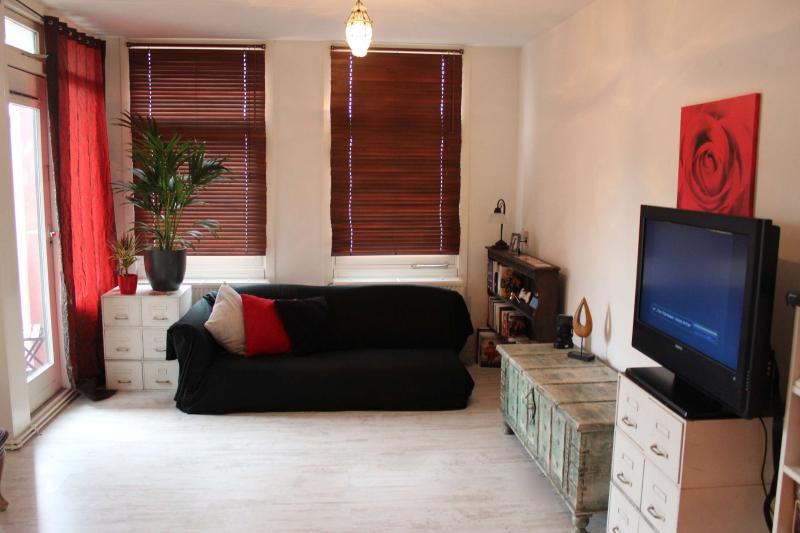 Living Room Nieuwmarkt Studio Apartment Amsterdam - Nieuwmarkt Studio - Amsterdam - rentals