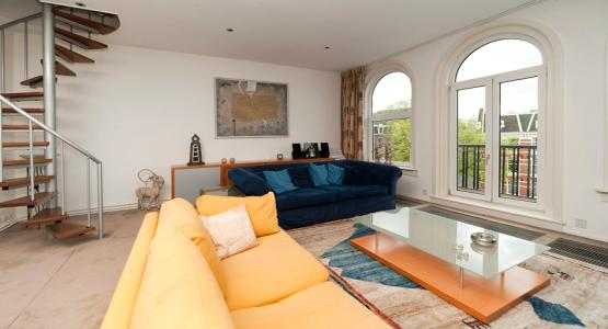 Living Room President Choice Apartment Amsterdam - President Choice Apartment - Amsterdam - rentals