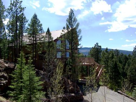 Vail Home - Image 1 - Angel Fire - rentals