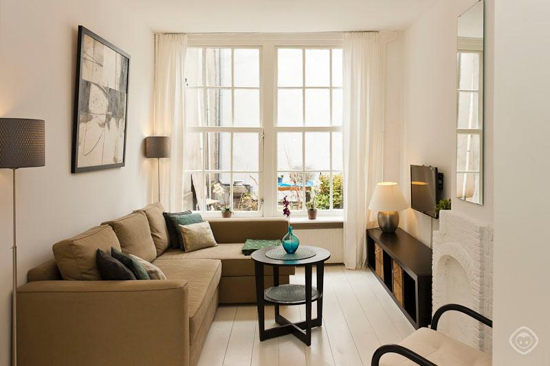 Living Room Craft Apartment Amsterdam - Craft apartment Amsterdam - Amsterdam - rentals