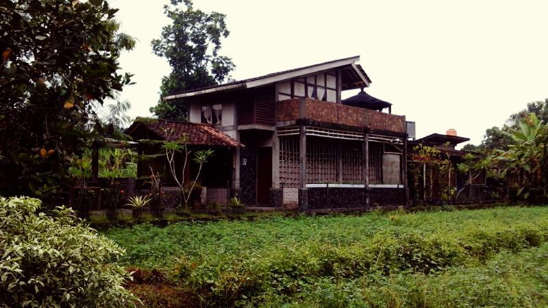 Welcome to Griyo Sabin - Griyo Sabin - House of Rice Fields - Sleman - rentals