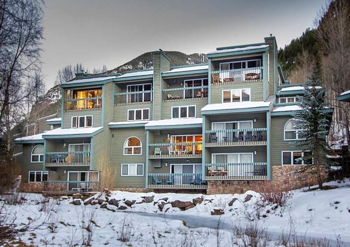 Riverside Condos #C202 - Image 1 - Telluride - rentals