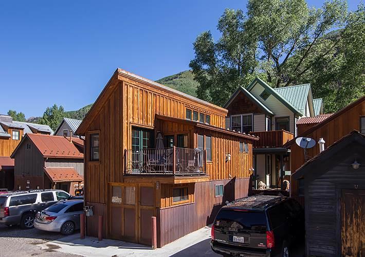 Wood Residence - Image 1 - Telluride - rentals