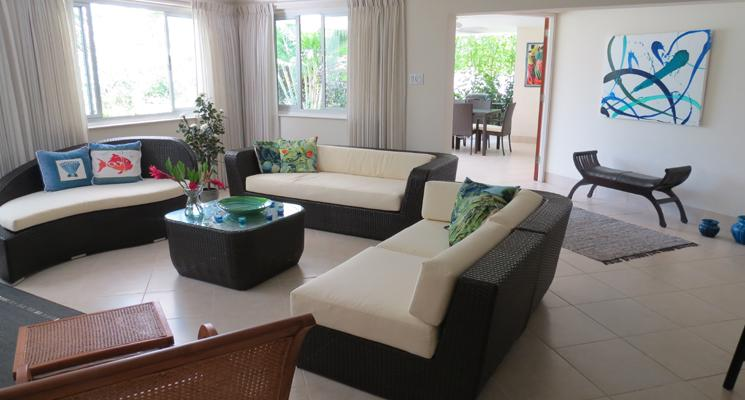 Apt 106, The Condominiums at Palm Beach, Christ Church, Barbados - Beachfront - Image 1 - Hastings - rentals