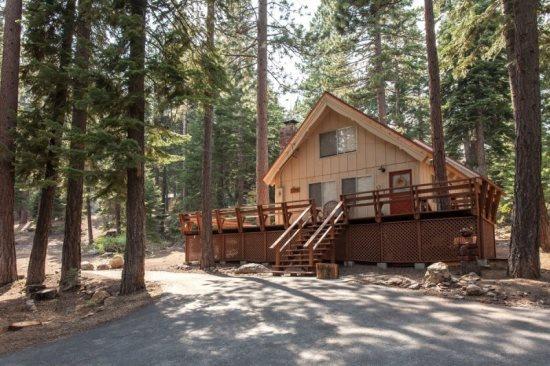 Iravani North Tahoe Pet Friendly Vacation Rental - Image 1 - Tahoe City - rentals