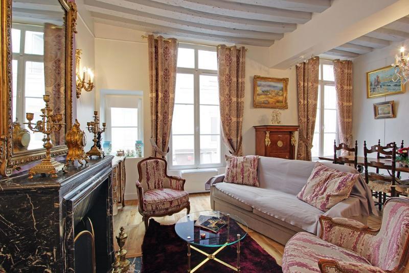Gorgeous One Bedroom Saint Germain des Prés Odéon - Image 1 - Paris - rentals