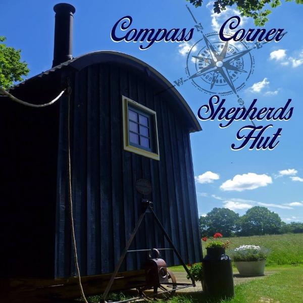 Welcome to Compass Corner - Compass Corner Shepherds Hut Countryside Retreat - Turners Hill - rentals