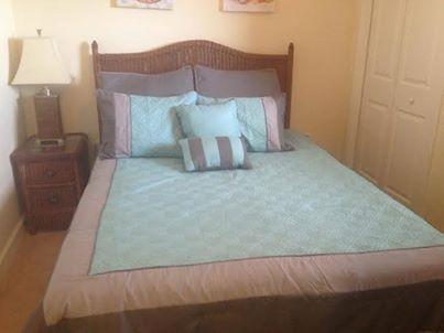 Bedroom 1 - Sterling Reef Resort - Panama City Beach - rentals