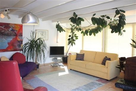 Living Room Central Blue Boat Apartment Amsterdam - Central Blue Boat - Amsterdam - rentals