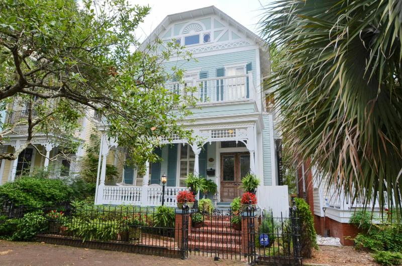 The 1890 on Whitfield Square SVR 00231 - Image 1 - Savannah - rentals