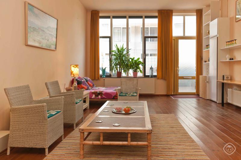 living room Atelier Bloem Apartment Amsterdam - Atelier Bloem Apartment Amsterdam - Amsterdam - rentals