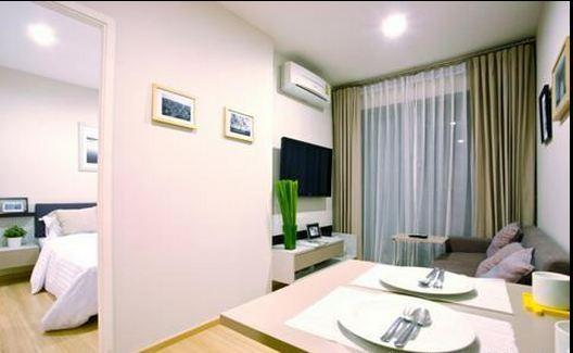 Living area - 1 Bedroom Furnished  Apartment Laguna Cherng talay - Cherngtalay - rentals
