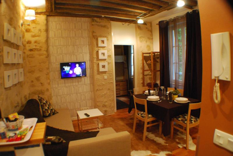 Marais/Charming apartment in the parisian heart #DREAMING - Image 1 - Paris - rentals