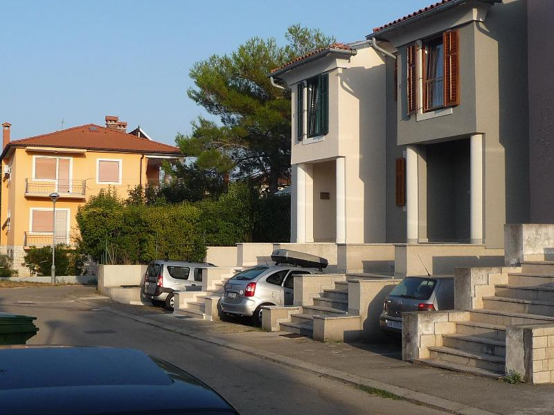street view - Comfortable apartment in Umag - Umag - rentals