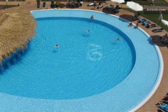 Sunny Day 6  Sunny Beach Bulgaria 1 bedroom apartm - Image 1 - Sunny Beach - rentals
