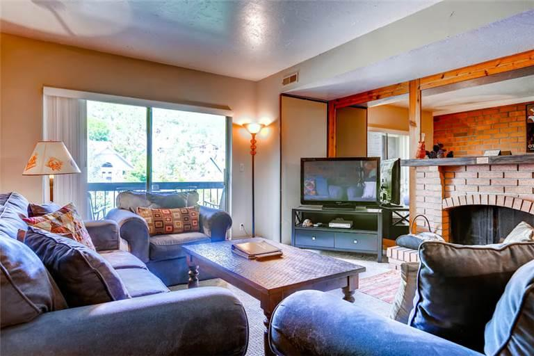 PARK STATION 133 (2 BR) Near Town Lift! - Image 1 - Park City - rentals