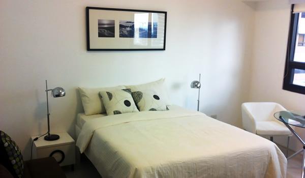Cozy condo in Fort BGC - ICON H - Image 1 - Taguig City - rentals