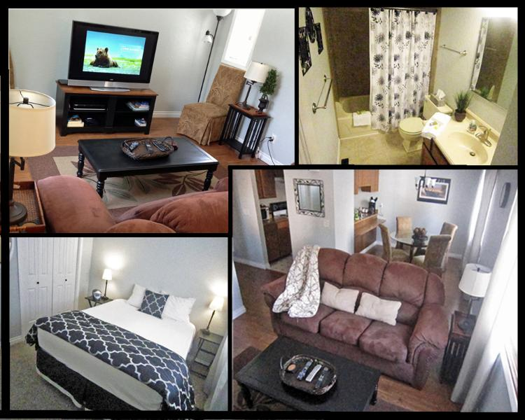 Vacation house rental and short term rental in Anchorage AK - FREE 7th Night! HOUSE. WiFi. W&D. Cable. Yard. - Anchorage - rentals