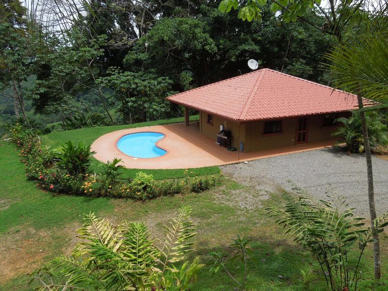Ocean/Valley View, Private pool, Peaceful Setting - Image 1 - Dominical - rentals