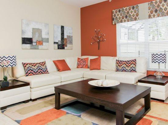 5 Bedroom 4 Bath Townhome in Paradise Palms Resort. 8951MP - Image 1 - Orlando - rentals