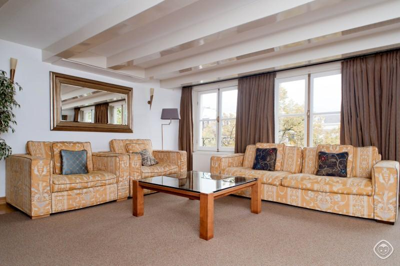 Living Room  Hendrick de Keyser Apartment Amsterdam - Hendrick de Keyser apartment Amsterdam - Amsterdam - rentals