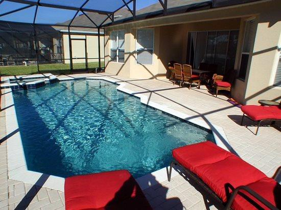 Beautifully Decorated 5 Bedroom 5 Bath Pool home in Windsor Hills. 7724CS - Image 1 - Orlando - rentals