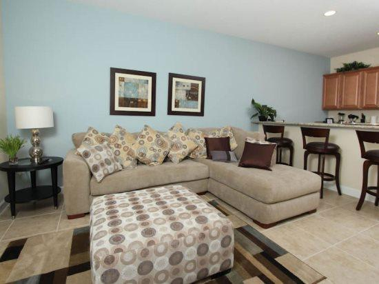 4 Bed 3 Bath Town Home 5 miles from Disney. 3067BP - Image 1 - Orlando - rentals