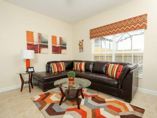 Superb 4 Bedroom 3 Bathroom Town Home. 8968MP - Image 1 - Orlando - rentals