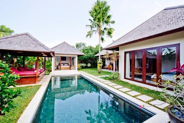 Seminyak Luxury Villa (2) - Image 1 - Kuta - rentals