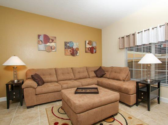 Beautiful 4 Bedroom 3 Bath Town Home Near Disney. 8944MP - Image 1 - Orlando - rentals