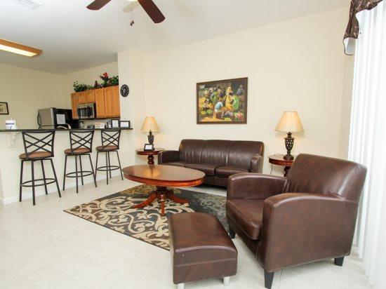 Renovated 3 Bedroom 3 Bath Townhome with Splash Pool. 2505ML - Image 1 - Orlando - rentals