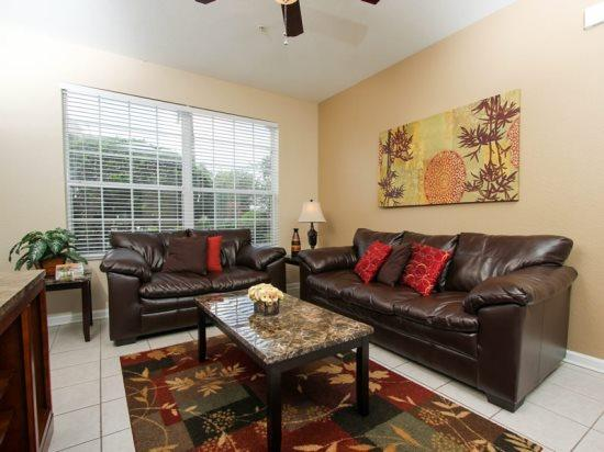 Ground Floor 3 Bedroom 2 Bathroom Luxury Condo. 7675CS-104 - Image 1 - Orlando - rentals
