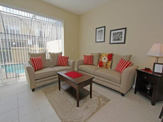 3 Bedroom 3 Bath Windsor Hills Resort Townhome. 7668OS - Image 1 - Orlando - rentals