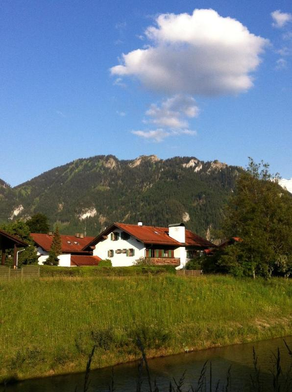 Vacation Apartment in Oberammergau - 301 sqft, Central, quiet location, bright, cozy furnished (# 4257) #4257 - Vacation Apartment in Oberammergau - 301 sqft, Central, quiet location, bright, cozy furnished (# 4257) - Oberammergau - rentals