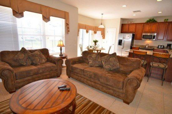 6 Bedroom 4 Bath in Windsor Hills Resort. 2615AB - Image 1 - Orlando - rentals